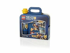 LEGO-Lunch-Box-Water-Bottle-Set-Nexo-Knights-Blue