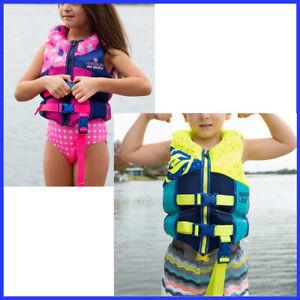 fc27a4ba216 Image is loading No-Tax-Hyperlite-Life-Vest-Child-Jacket-Girls-