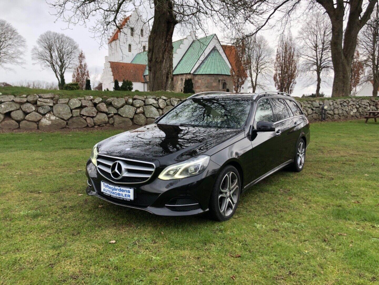 Mercedes E350 3,0 BlueTEC AMG Line stc. aut. 5d - 3.700 kr.