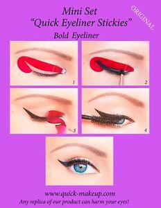 Quick-Eyeliner-Stickies-Stickers-Eye-Makeup-Tool-MINI-SET-24-pcs-ORIGINAL-SUS1