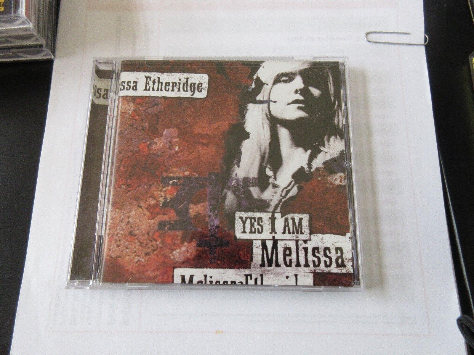 Melissa Etheridge , Yes I Am , CD 743211612623
