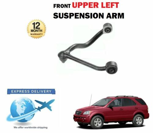 FOR KIA SORENTO 2.5TD 3.5i 2003-2007 LEFT UPPER FRONT WISHBONE SUSPENSION ARM