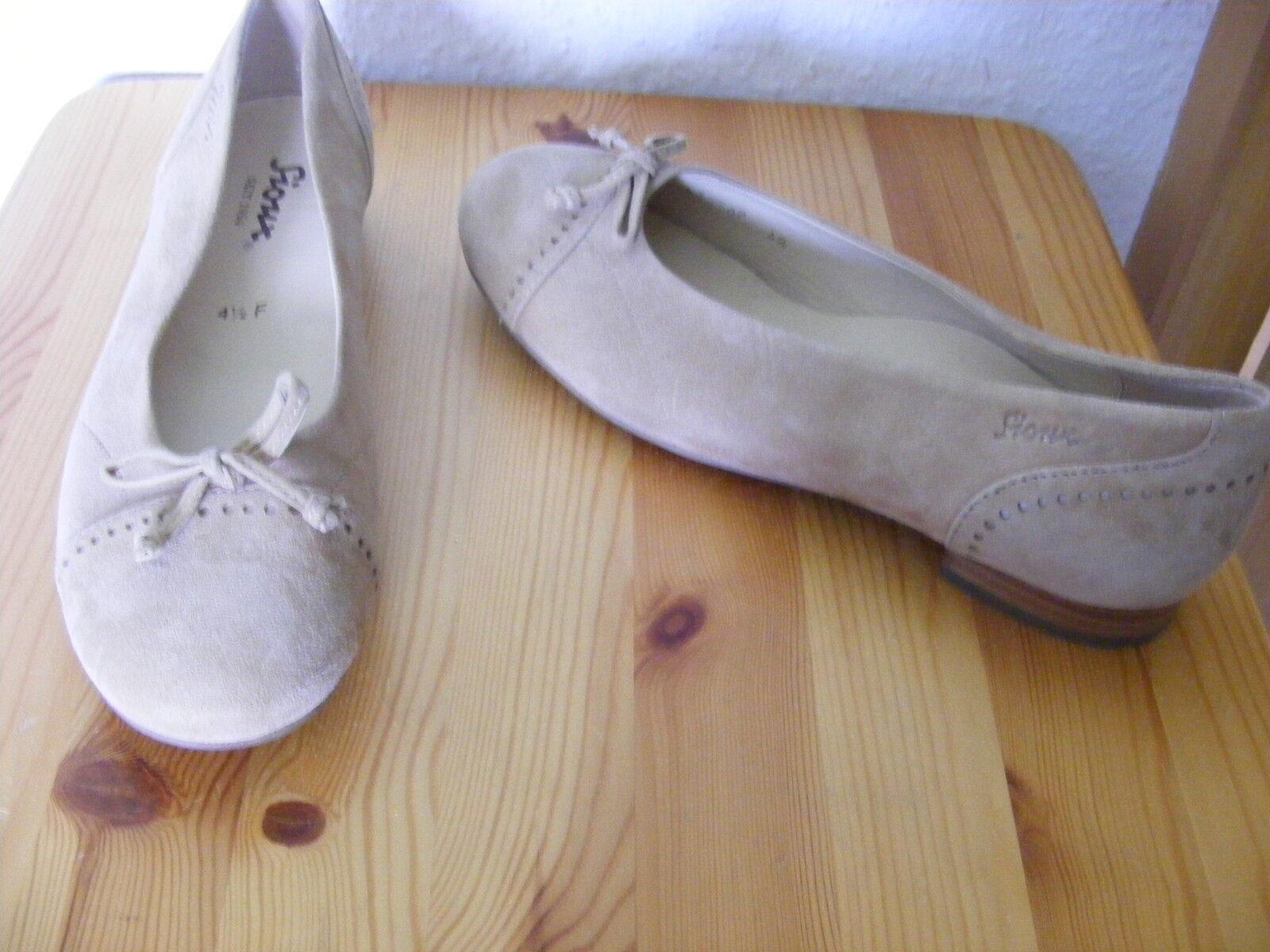 Pumps, Ballerinas, 37,5 NEU Slipper Gr. SIOUX von edel flach