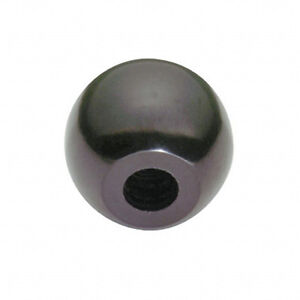Ball knob plastic 38mm M12 self fixing knock on tractor lathes gears hydraulics - <span itemprop='availableAtOrFrom'>Richmond, North Yorkshire, United Kingdom</span> - 14 days Buyer pays return postage Most purchases from business sellers are protected by the Consumer Contract Regulations 2013 which give you the right to cancel the pur - Richmond, North Yorkshire, United Kingdom