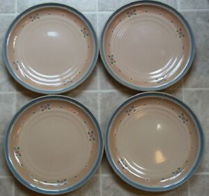 LOT-OF-4-NORITAKE-ARIZONA-DINNER-PLATES-10-1-4-inches-across