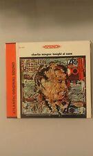 MINGUS CHARLIE  - TONIGHT AT NOON  - DIGIPACK CD