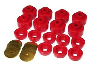 Prothane-7-141-Body-And-Cab-Mount-Bushing-Kit