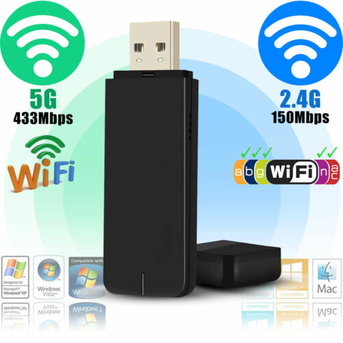 MAG254 Wifi USB Dongle Stick Adapter 600 Mbps for MAG322w1 Mag 254-Wireless