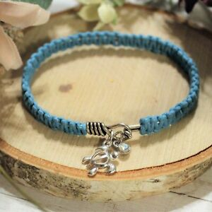 Hawaiian-Honu-Sea-Turtle-Macrame-039-bangle