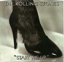 THE ROLLING STONES  Start Me Up / No Use In Crying  45 with PicSleeve
