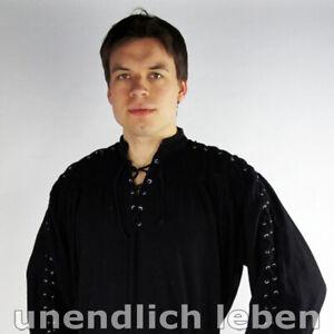 Mittelalterhemd Ritter Ritterhemd Mittelalter Reenactment LARP Gr L /& XL