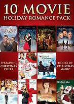 10 MOVIE HOLIDAY ROMANCE PACK () - DVD - Region Free - Sealed