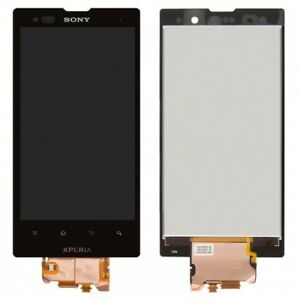 Sony-Xperia-Ion-LT28-LT28h-LCD-Touchscreen-Touch-Display-Glas-Scheibe-Front