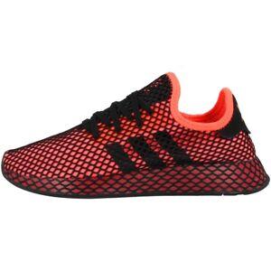 Dettagli su ADIDAS deerupt Runner Scarpe Originals Tempo Libero Sneaker Sportive SOLAR RED ee5661 mostra il titolo originale