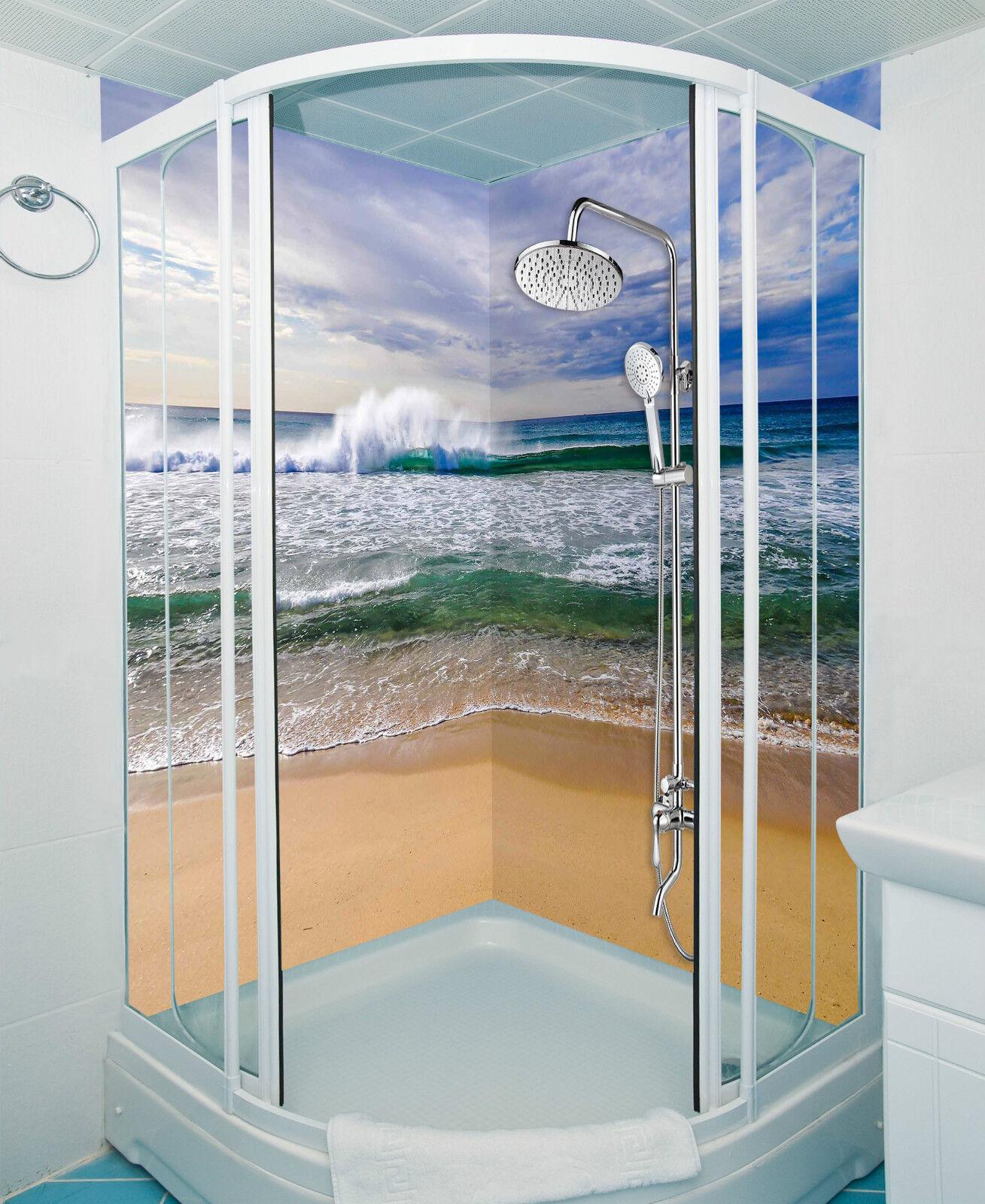 3D Exciting Sea 107 WallPaper Bathroom Print Decal Wall Deco AJ WALLPAPER CA