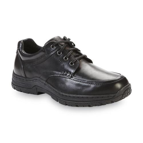 DieHard Men Soft Toe oil Slip Resistant Work Oxford Black Waterproof foam