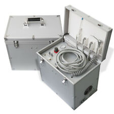 Dental Portable Delivery Unit Three Way Syringe Suction System Led Light Curing