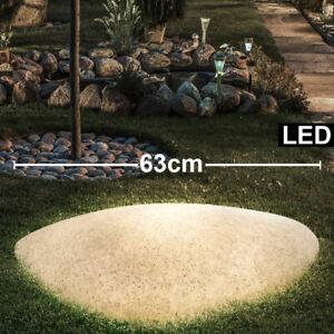 LED Solarleuchte Solar Garten Stein mit Vogel Gartenleuchte Lampen Außen Balkon