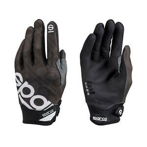 Neu-Sparco-Mechaniker-Handschuhe-MECA-3-schwarz-11