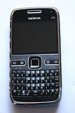 Nokia E72 -  black (Unlocked) Smartphone