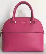 NWT Kate Spade Carli Grove Street Leather handbag Sweetheart Pink