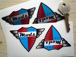MODS Innocenti Shield Scooter Stickers GP SX LX TV Li