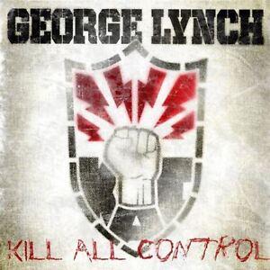 GEORGE-LYNCH-kill-all-control-CD-album-2011-13-tracks-hard-rock-dokken