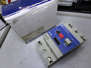 TELEMECANIQUE-MOTOR-START-BREAKER-3-POLE-16-25amps-021306-GV3-M25