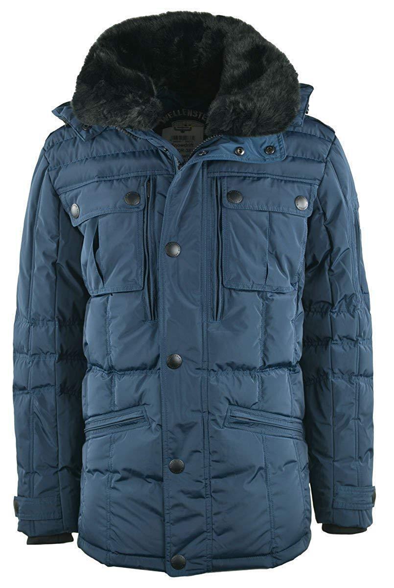 Wellensteyn Snowdrift (SNDR-382), ShadowBlau, Herren, XL XL XL | Up-to-date-styling  01665b