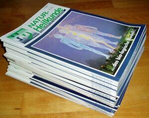 26x-Naturheilkunde-1990er-Fachmagazin-Ganzheitsmedizin-Zeitschrift-Heilpraktiker