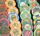 5 ✯ CASINO POKER CHIPS GENUINE COLLECTION ✯ CHIP BLOWOUT SALE OVER 200 CASINO'S