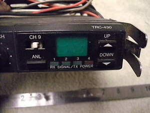 Realistic Model TRC-430 CB Radio, Radio only no Mike