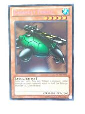 YuGiOh TCG Catapult Turtle DL18-EN001 (PURPLE) Duelist League Card Rare DL