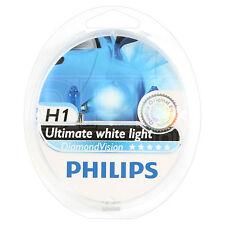 Philips Diamond Vision H1 xenon-look estilo coche faros bombilla-Twin Pack