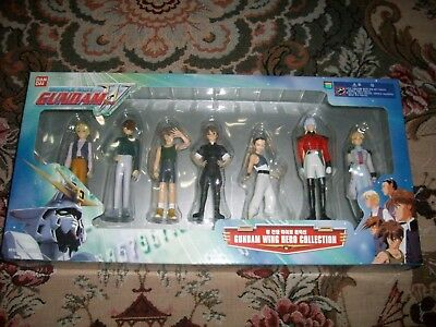 Adattabile Gundam Wing Hero Collection Bandai Misb