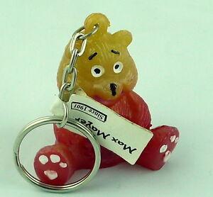 Max-Mayer-Toys-Teddy-Bear-Keychain-plastic-multi-color-Yamantau