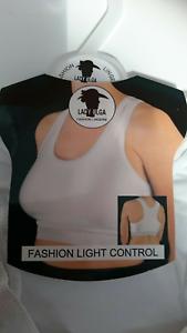 EUR 34-36 3 PAIRS WOMENS SPORTS BRA GYM OLGA 10-12 FASHION LIGHT CONTROL NEW