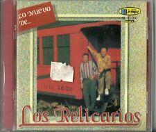 Lo Nuevo De  Los Relicarios Latin Music CD New