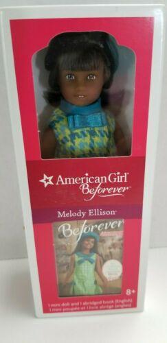 AMERICAN GIRL MINI MELODY ELLISON DOLL NIB
