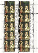 Otto Dix - 125. Geburtstag – 85 Cent – Zehnerbogen – postfrisch – Mi.Nr. 3267