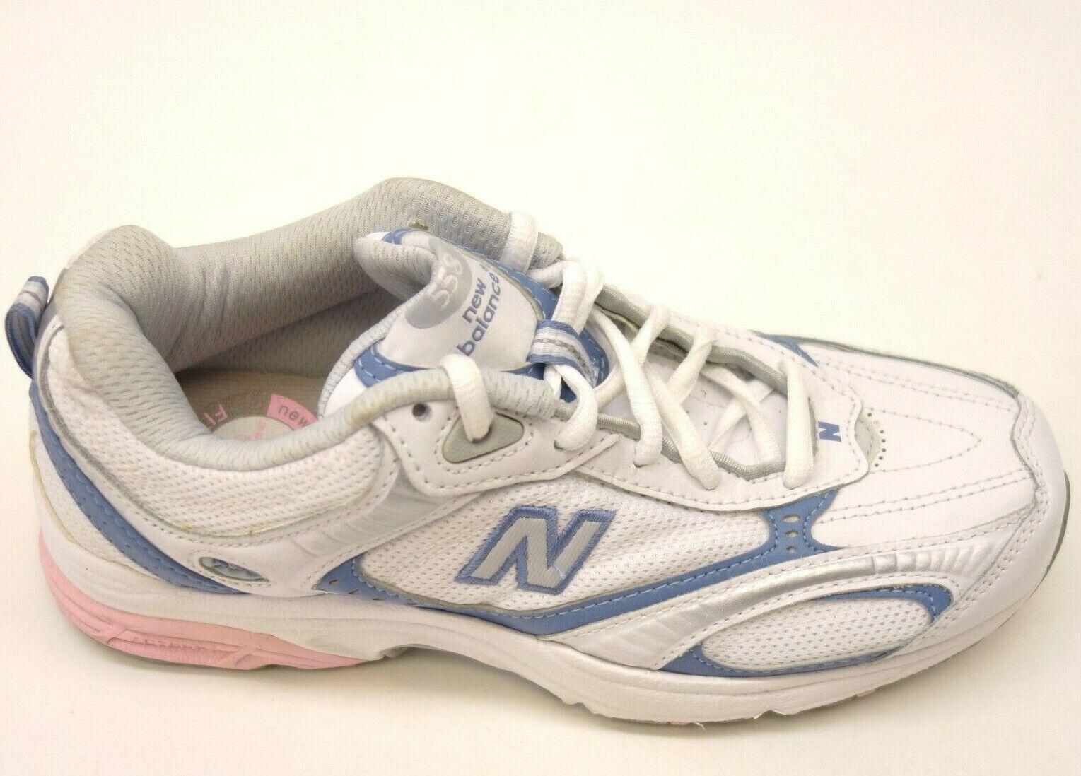 New Balance 812 US 11 Eu 43 Weißes Leder Wandern Athletic