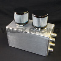Blackworks Silver Series Oil Catch Can & Filters