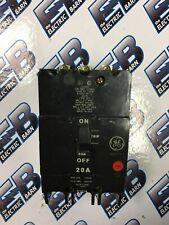 Ge Tey320 20 Amp 480 Volt 3 Pole Circuit Breaker Warranty