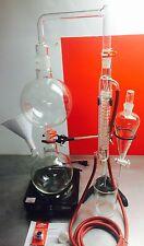 Essential Oil Steam Distillation Set