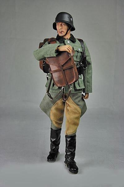 DID 1 6 Scale 12  WWII German Reiterregiment Reiterregiment Reiterregiment 2  Rozan Stubbenorf   Figure L20003 2c4f05