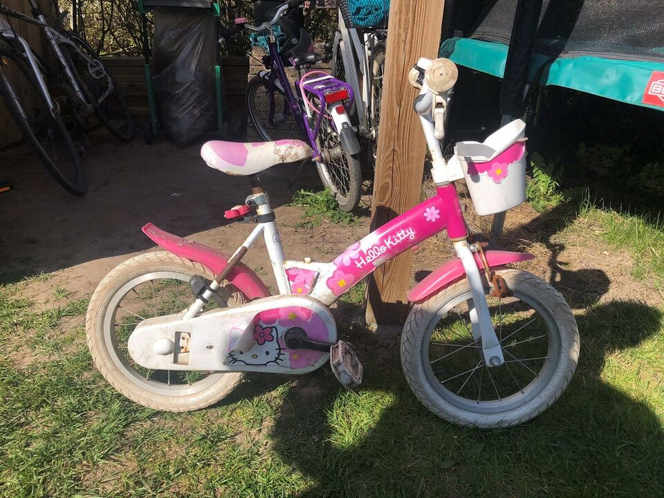 Pigecykel, balancecykel, andet mærke