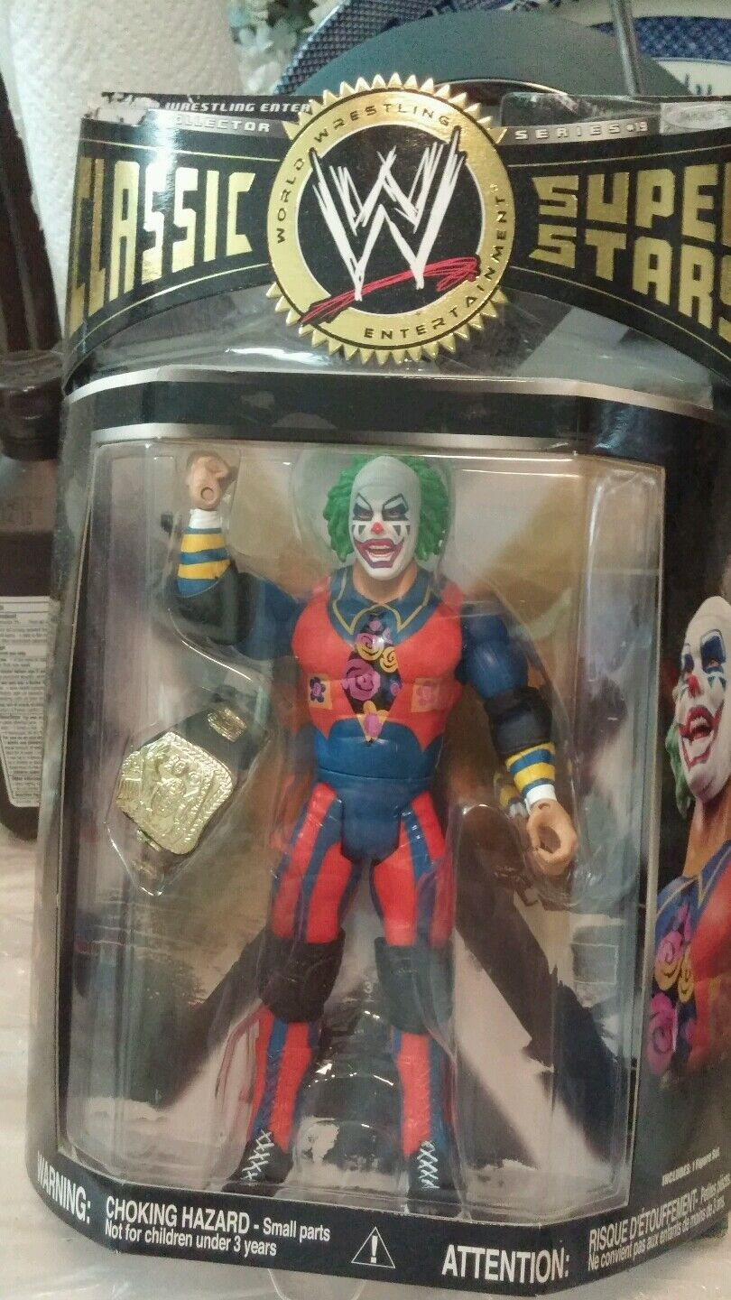 Evil Doink wwe classic superstars series 19