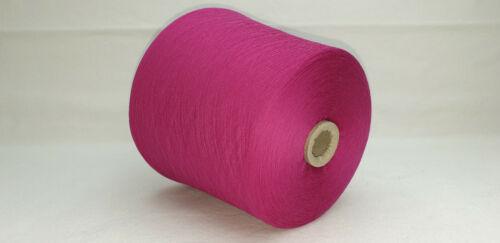 1 kg lana merino Pink gp 12,00 €//kg nm 80 fino punto Garn plana truco