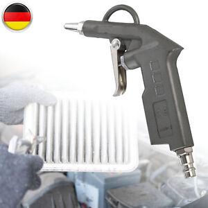 Druckluftpistole 12 Bar Ausblaspistole Kompressor Druckluft Reinigungspistole