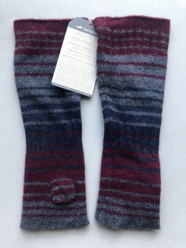Hornytoad Merino Arm Warmer OS Color-Port And Charcoal